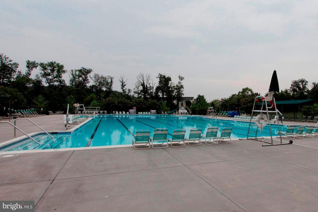 Four Community Pools - 23013 OLYMPIA DR, ASHBURN