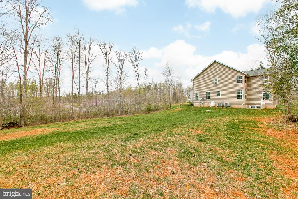 Acres - cleared and wooded - 145 DONOVAN LN, STAFFORD