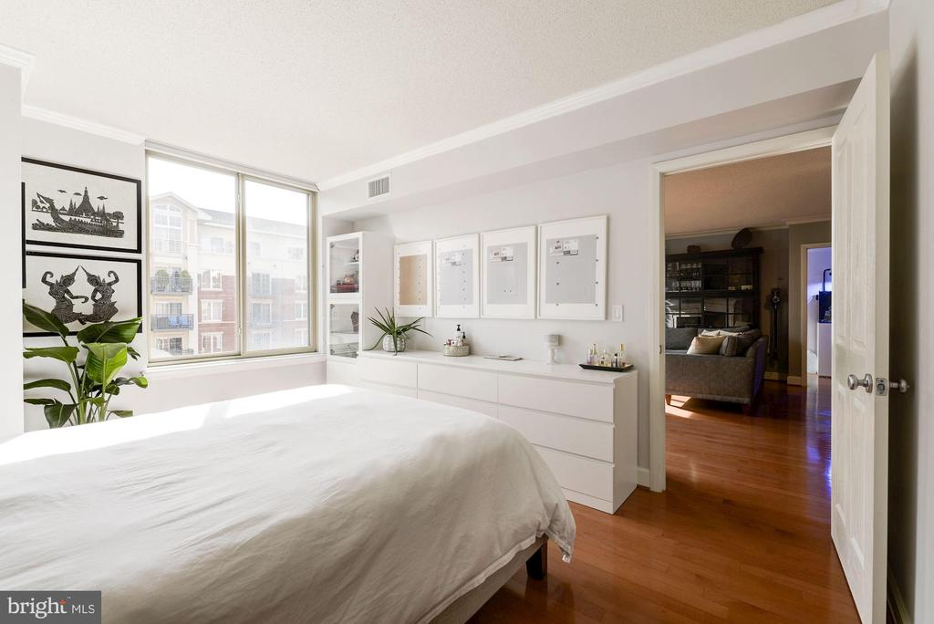 Master Bedroom - 1220 N FILLMORE ST #708, ARLINGTON