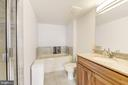 Master bathroom - 1220 N FILLMORE ST #708, ARLINGTON