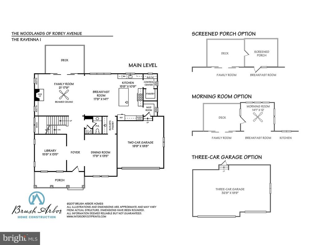 Main Level - 8301 ROBEY AVE, ANNANDALE