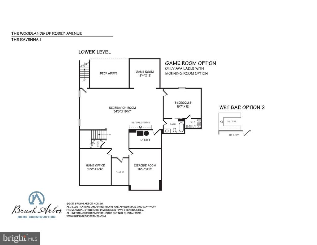 Lower Level - 8301 ROBEY AVE, ANNANDALE