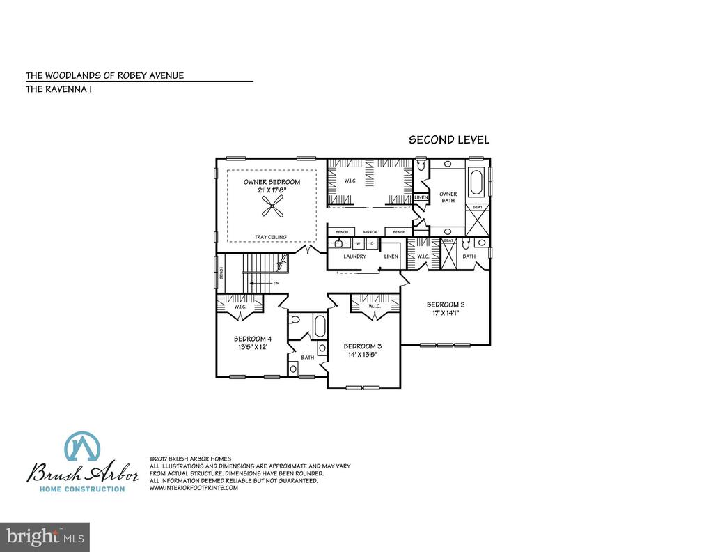 Upper Level - 8301 ROBEY AVE, ANNANDALE