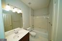 LOWER LEVEL FULL BATH - 12224 DORRANCE CT, RESTON