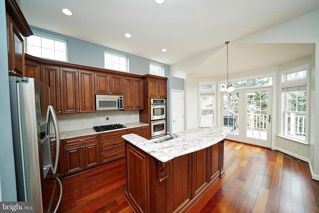 KITCHEN 1 - 12224 DORRANCE CT, RESTON