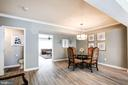 Bright modern colors throughout - 43545 MAHALA ST, LEESBURG