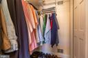 Master Closet - 11030 WAYCROFT WAY, NORTH BETHESDA