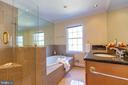 Master Bath - 11030 WAYCROFT WAY, NORTH BETHESDA
