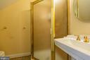 2nd Master Bath - 11030 WAYCROFT WAY, NORTH BETHESDA