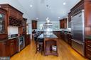 Kitchen - 11030 WAYCROFT WAY, NORTH BETHESDA