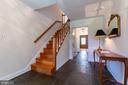 Foyer - 11030 WAYCROFT WAY, NORTH BETHESDA