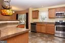 Kitchen - View 2 - 7187 COVINGTONS CORNER RD, BEALETON