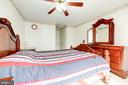 Main level Bedroom View#5 - 5608 CAVALIER WOODS LN, CLIFTON
