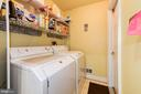 Washer & Dryer - 5608 CAVALIER WOODS LN, CLIFTON