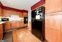 Kitchen View#2 - 5608 CAVALIER WOODS LN, CLIFTON