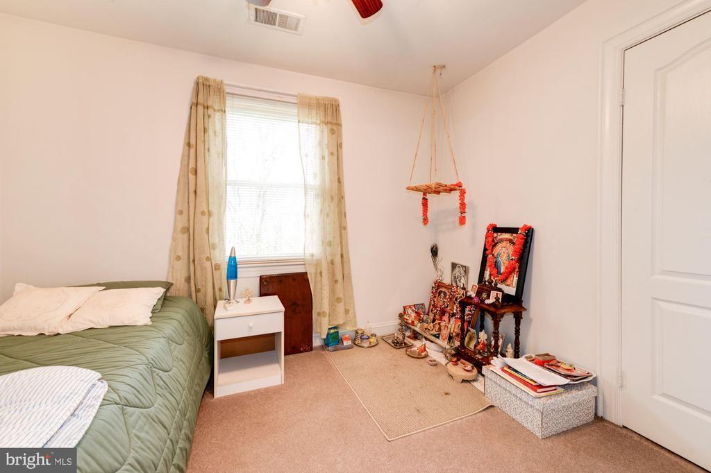 Bedroom#3 View#2 - 5608 CAVALIER WOODS LN, CLIFTON