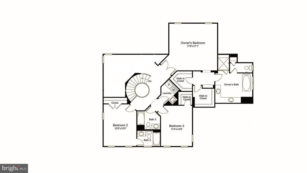 Lower level floor plan - 23013 OLYMPIA DR, ASHBURN