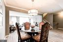 Dining Room - 43545 MAHALA ST, LEESBURG