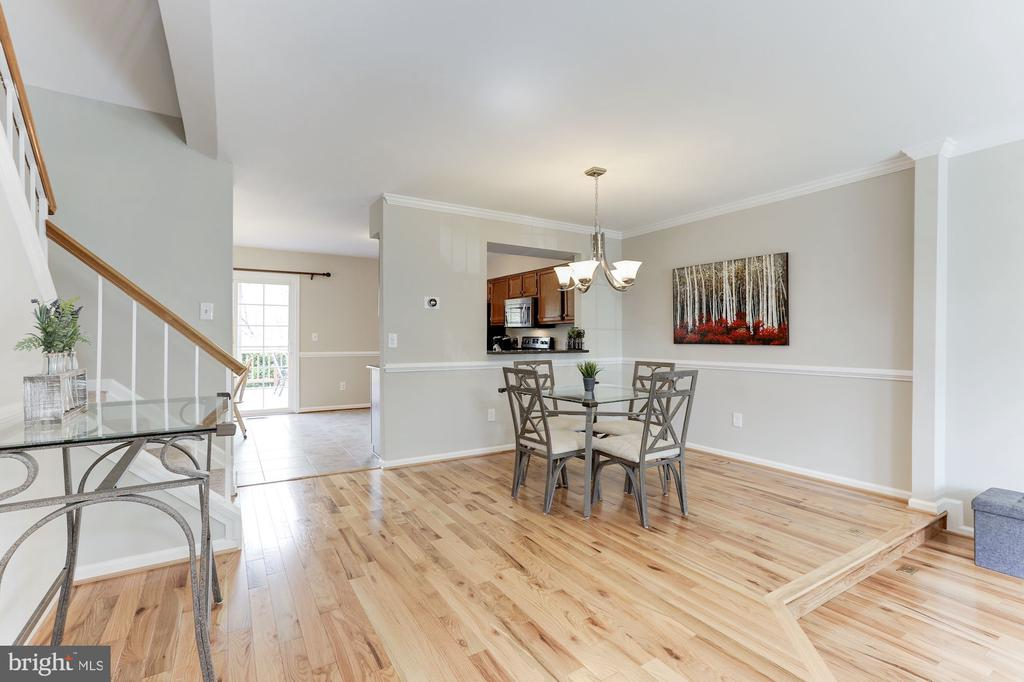 Brand new Hardwoods on Main Level - 14111 BETSY ROSS LN, CENTREVILLE