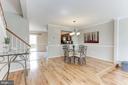 Brand new Hardwoods on Main Level - 14111 BETSY ROSS LN, CENTREVILLE