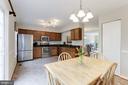 Bright Kitchen - 14111 BETSY ROSS LN, CENTREVILLE