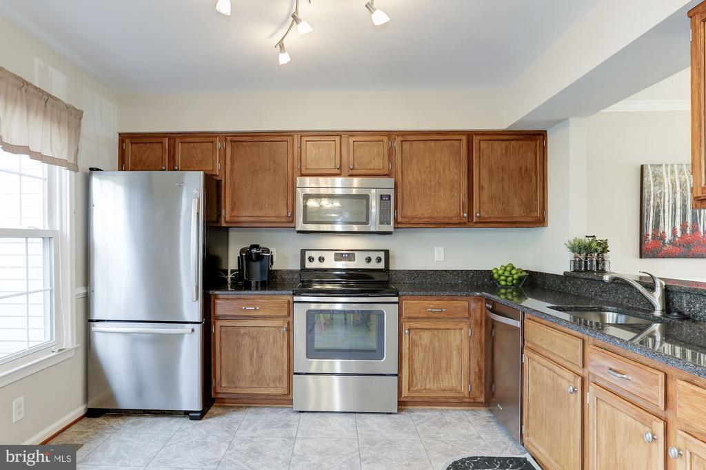 Updated Stainless Steel Appliances - 14111 BETSY ROSS LN, CENTREVILLE