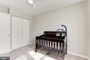 Perfect size for a Nursery - 14111 BETSY ROSS LN, CENTREVILLE