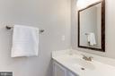Half Bath on Main Level - 14111 BETSY ROSS LN, CENTREVILLE