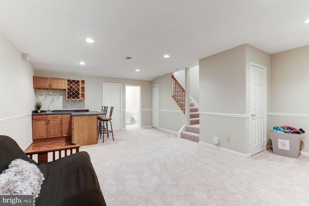 Finished Basement - 14111 BETSY ROSS LN, CENTREVILLE