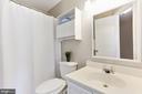 Full Second Bathroom - 14111 BETSY ROSS LN, CENTREVILLE