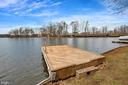 Enjoy boating, jet skiing, swimming from your dock - 418 WILDERNESS DR, LOCUST GROVE