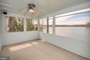 Panoramic water views - 418 WILDERNESS DR, LOCUST GROVE