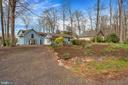 Simple  low maintenance landscaping - 418 WILDERNESS DR, LOCUST GROVE