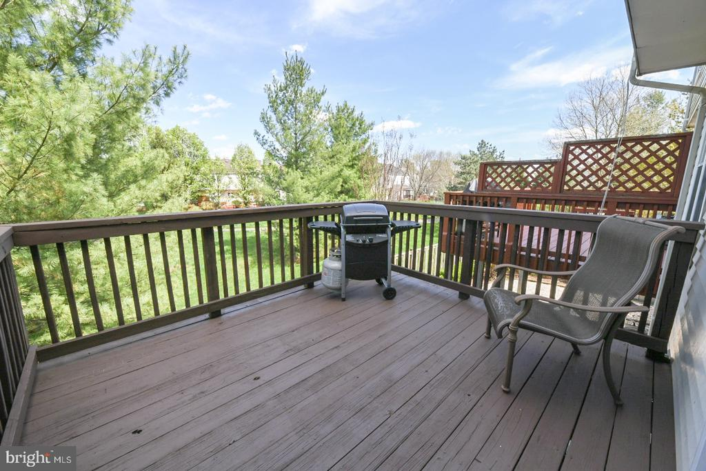 Deck - 20724 APOLLO TER, ASHBURN