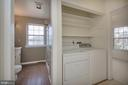 Laundry on main level - 418 WILDERNESS DR, LOCUST GROVE