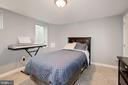 Lower level Bedroom View2 - 1600 EASTERN AVE NE, WASHINGTON