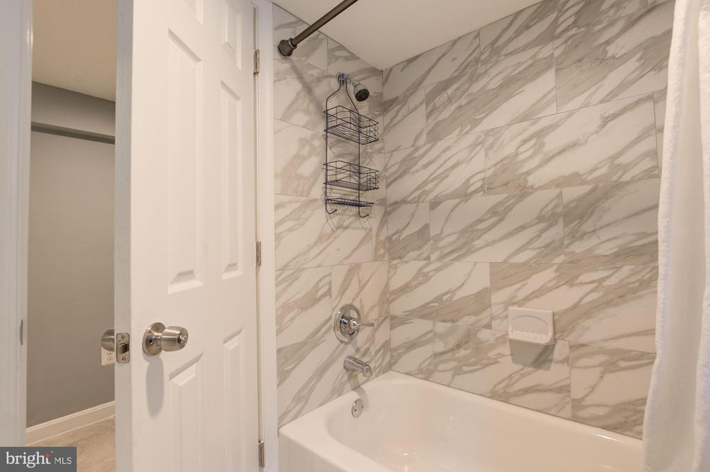 Lower level Bath View2 - 1600 EASTERN AVE NE, WASHINGTON