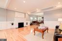 Living Room View3 - 1600 EASTERN AVE NE, WASHINGTON