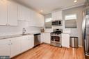 Kitchen View2 - 1600 EASTERN AVE NE, WASHINGTON