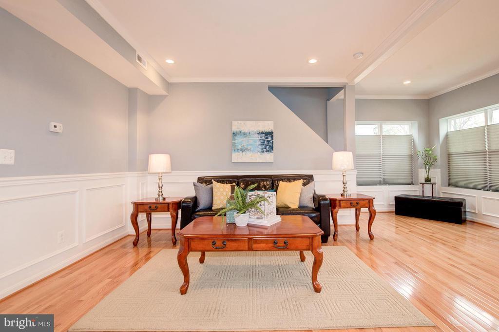 Living Room View2 - 1600 EASTERN AVE NE, WASHINGTON
