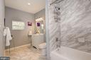 Master Bath - 1600 EASTERN AVE NE, WASHINGTON