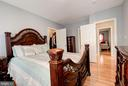Master Bedroom View2 - 1600 EASTERN AVE NE, WASHINGTON