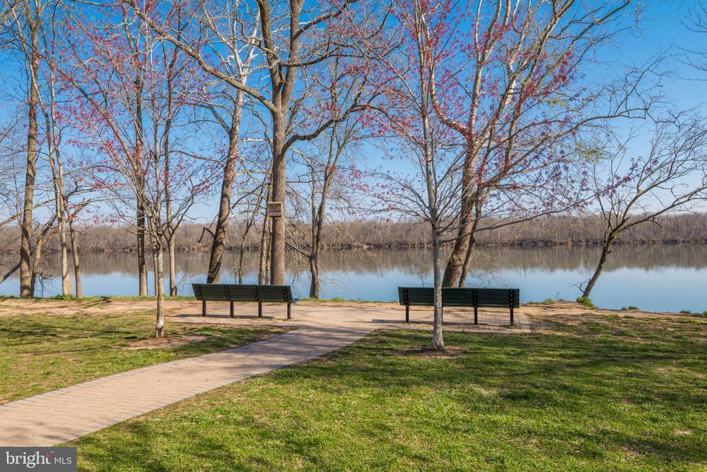 Algonkian Park w/View of Potomac River - 47383 DARKHOLLOW FALLS TER, STERLING