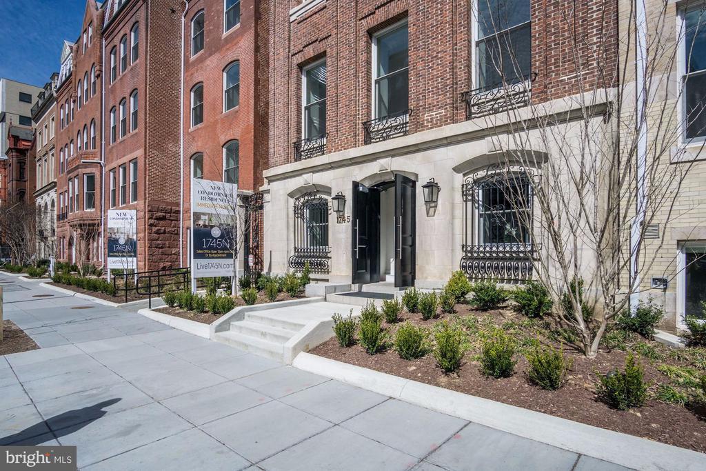 The Historic Row, beautifully restored - 1745 N ST NW #210, WASHINGTON