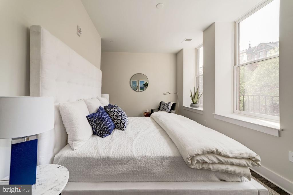Master Bedroom - 1745 N ST NW #210, WASHINGTON