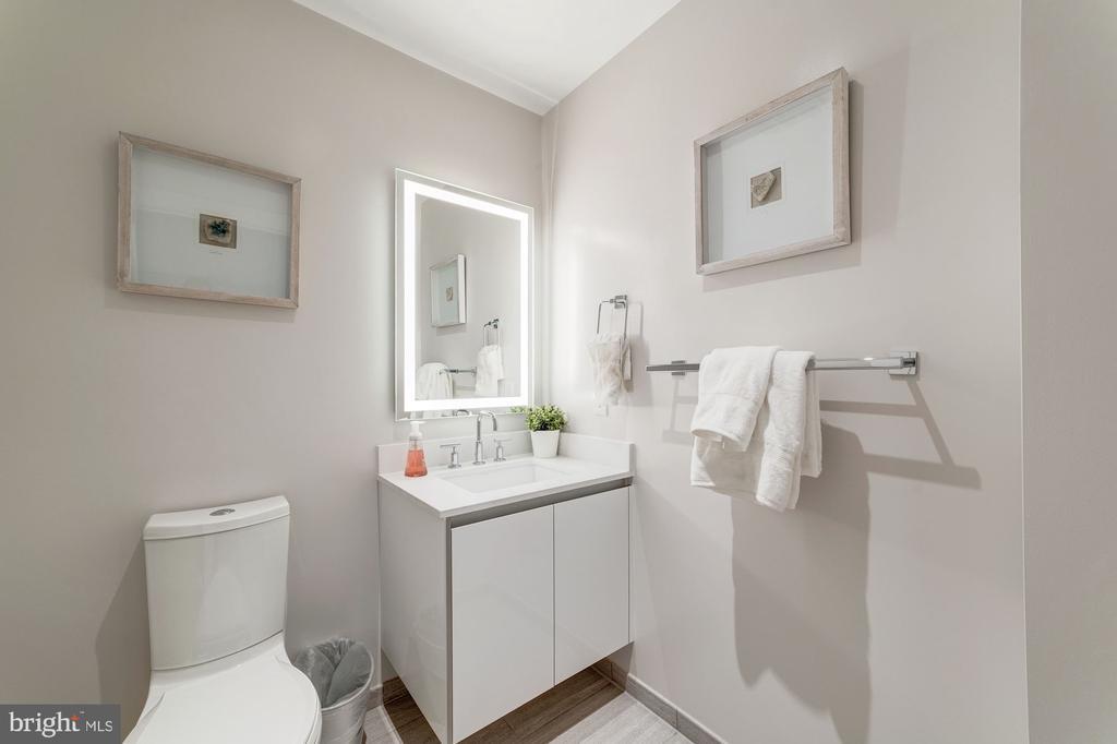 Powder room - 1745 N ST NW #210, WASHINGTON