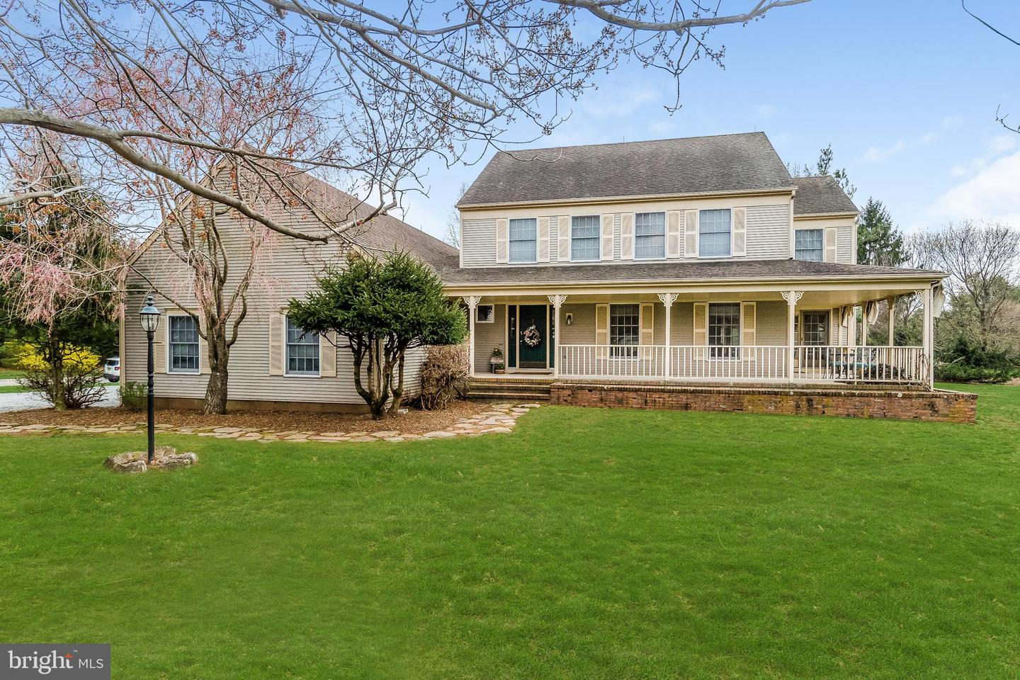 Single Family Home for Sale at 47 CARRIAGE Trail Belle Mead, New Jersey 08502 United StatesMunicipality: Montgomery Township