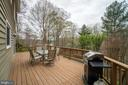 Enjoy Time on the Deck Overlook Pool and Occoquan - 3091 WOODS COVE LN, WOODBRIDGE