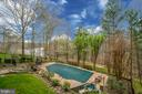 Gorgeous in-ground pool - 3091 WOODS COVE LN, WOODBRIDGE