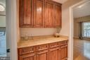 Butler's Pantry - 3091 WOODS COVE LN, WOODBRIDGE